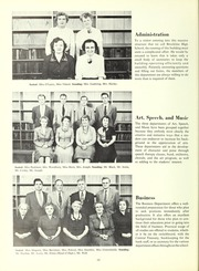 Page 14, 1955 Edition, Brookline High School - Murivian Yearbook (Brookline, MA) online yearbook collection