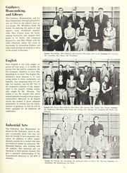 Page 15, 1955 Edition, Brookline High School - Murivian Yearbook (Brookline, MA) online yearbook collection