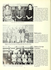 Page 16, 1955 Edition, Brookline High School - Murivian Yearbook (Brookline, MA) online yearbook collection