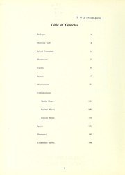 Page 6, 1955 Edition, Brookline High School - Murivian Yearbook (Brookline, MA) online yearbook collection