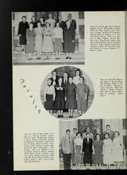 Page 10, 1955 Edition, Billerica Memorial High School - BMHS Yearbook (Billerica, MA) online yearbook collection