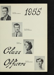 Page 13, 1955 Edition, Billerica Memorial High School - BMHS Yearbook (Billerica, MA) online yearbook collection