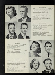 Page 14, 1955 Edition, Billerica Memorial High School - BMHS Yearbook (Billerica, MA) online yearbook collection