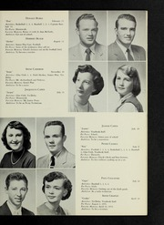 Page 15, 1955 Edition, Billerica Memorial High School - BMHS Yearbook (Billerica, MA) online yearbook collection