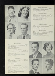 Page 16, 1955 Edition, Billerica Memorial High School - BMHS Yearbook (Billerica, MA) online yearbook collection