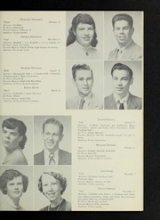 Page 17, 1955 Edition, Billerica Memorial High School - BMHS Yearbook (Billerica, MA) online yearbook collection