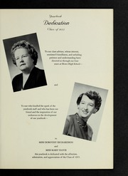 Page 7, 1955 Edition, Billerica Memorial High School - BMHS Yearbook (Billerica, MA) online yearbook collection