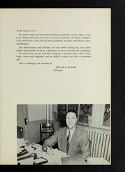 Page 9, 1955 Edition, Billerica Memorial High School - BMHS Yearbook (Billerica, MA) online yearbook collection