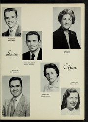 Page 17, 1957 Edition, Billerica Memorial High School - BMHS Yearbook (Billerica, MA) online yearbook collection