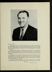 Page 7, 1957 Edition, Billerica Memorial High School - BMHS Yearbook (Billerica, MA) online yearbook collection
