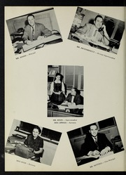Page 8, 1957 Edition, Billerica Memorial High School - BMHS Yearbook (Billerica, MA) online yearbook collection