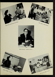 Page 9, 1957 Edition, Billerica Memorial High School - BMHS Yearbook (Billerica, MA) online yearbook collection