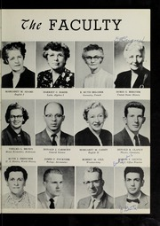 Page 11, 1958 Edition, Billerica Memorial High School - BMHS Yearbook (Billerica, MA) online yearbook collection