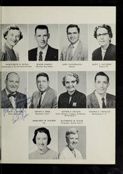 Page 13, 1958 Edition, Billerica Memorial High School - BMHS Yearbook (Billerica, MA) online yearbook collection