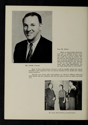 Page 8, 1958 Edition, Billerica Memorial High School - BMHS Yearbook (Billerica, MA) online yearbook collection