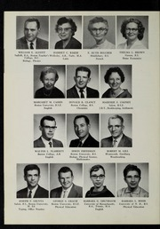 Page 10, 1961 Edition, Billerica Memorial High School - BMHS Yearbook (Billerica, MA) online yearbook collection