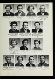 Page 11, 1961 Edition, Billerica Memorial High School - BMHS Yearbook (Billerica, MA) online yearbook collection