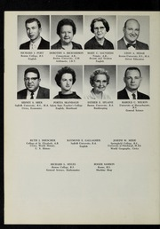 Page 12, 1961 Edition, Billerica Memorial High School - BMHS Yearbook (Billerica, MA) online yearbook collection
