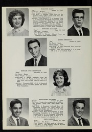 Page 16, 1961 Edition, Billerica Memorial High School - BMHS Yearbook (Billerica, MA) online yearbook collection
