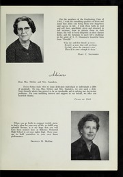 Page 7, 1961 Edition, Billerica Memorial High School - BMHS Yearbook (Billerica, MA) online yearbook collection