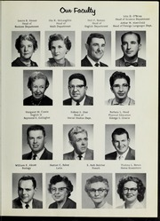 Page 11, 1962 Edition, Billerica Memorial High School - BMHS Yearbook (Billerica, MA) online yearbook collection