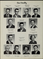 Page 12, 1962 Edition, Billerica Memorial High School - BMHS Yearbook (Billerica, MA) online yearbook collection