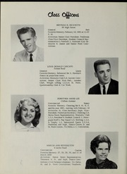 Page 16, 1962 Edition, Billerica Memorial High School - BMHS Yearbook (Billerica, MA) online yearbook collection