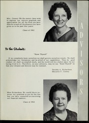 Page 7, 1962 Edition, Billerica Memorial High School - BMHS Yearbook (Billerica, MA) online yearbook collection