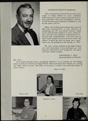 Page 8, 1962 Edition, Billerica Memorial High School - BMHS Yearbook (Billerica, MA) online yearbook collection