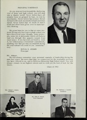Page 9, 1962 Edition, Billerica Memorial High School - BMHS Yearbook (Billerica, MA) online yearbook collection