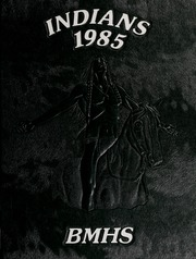 1985 Edition, Billerica Memorial High School - BMHS Yearbook (Billerica, MA)
