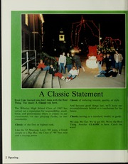 Page 6, 1987 Edition, Billerica Memorial High School - BMHS Yearbook (Billerica, MA) online yearbook collection