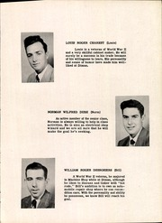 Page 27, 1950 Edition, Diman Vocational High School - Artisan Yearbook (Fall River, MA) online yearbook collection