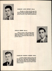 Page 30, 1950 Edition, Diman Vocational High School - Artisan Yearbook (Fall River, MA) online yearbook collection