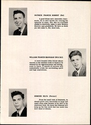 Page 33, 1950 Edition, Diman Vocational High School - Artisan Yearbook (Fall River, MA) online yearbook collection