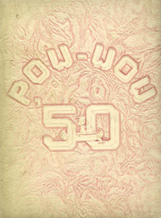 Amesbury High School - Pow Wow Yearbook (Amesbury, MA) online yearbook collection, 1950 Edition, Page 1