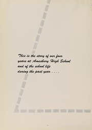 Page 10, 1956 Edition, Amesbury High School - Pow Wow Yearbook (Amesbury, MA) online yearbook collection