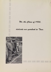 Page 8, 1956 Edition, Amesbury High School - Pow Wow Yearbook (Amesbury, MA) online yearbook collection