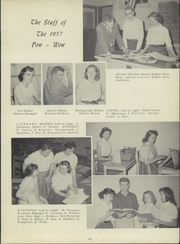 Page 87, 1957 Edition, Amesbury High School - Pow Wow Yearbook (Amesbury, MA) online yearbook collection