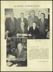 Page 10, 1959 Edition, Amesbury High School - Pow Wow Yearbook (Amesbury, MA) online yearbook collection