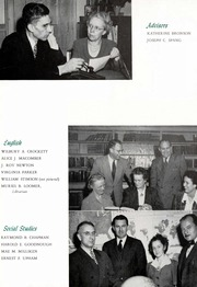 Page 14, 1946 Edition, Wellesley High School - Wellesleyan Yearbook (Wellesley, MA) online yearbook collection