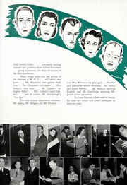 Page 17, 1946 Edition, Wellesley High School - Wellesleyan Yearbook (Wellesley, MA) online yearbook collection