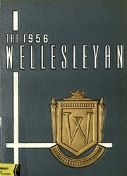 1956 Edition, Wellesley High School - Wellesleyan Yearbook (Wellesley, MA)