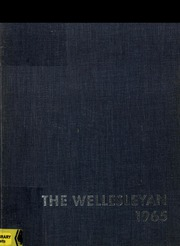 Wellesley High School - Wellesleyan Yearbook (Wellesley, MA) online yearbook collection, 1965 Edition, Page 1
