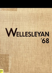 Wellesley High School - Wellesleyan Yearbook (Wellesley, MA) online yearbook collection, 1968 Edition, Page 1