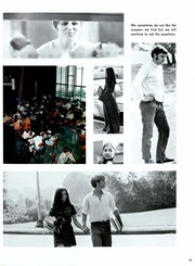 Page 21, 1971 Edition, Wellesley High School - Wellesleyan Yearbook (Wellesley, MA) online yearbook collection