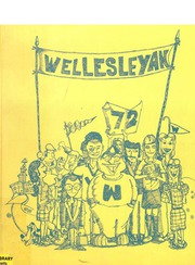 Wellesley High School - Wellesleyan Yearbook (Wellesley, MA) online yearbook collection, 1972 Edition, Page 1