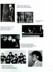 Page 15, 1972 Edition, Wellesley High School - Wellesleyan Yearbook (Wellesley, MA) online yearbook collection