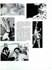 Page 9, 1972 Edition, Wellesley High School - Wellesleyan Yearbook (Wellesley, MA) online yearbook collection