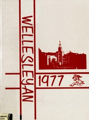 Wellesley High School - Wellesleyan Yearbook (Wellesley, MA) online yearbook collection, 1977 Edition, Page 1